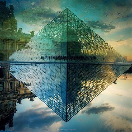 Musee du Louvre, Paris, France