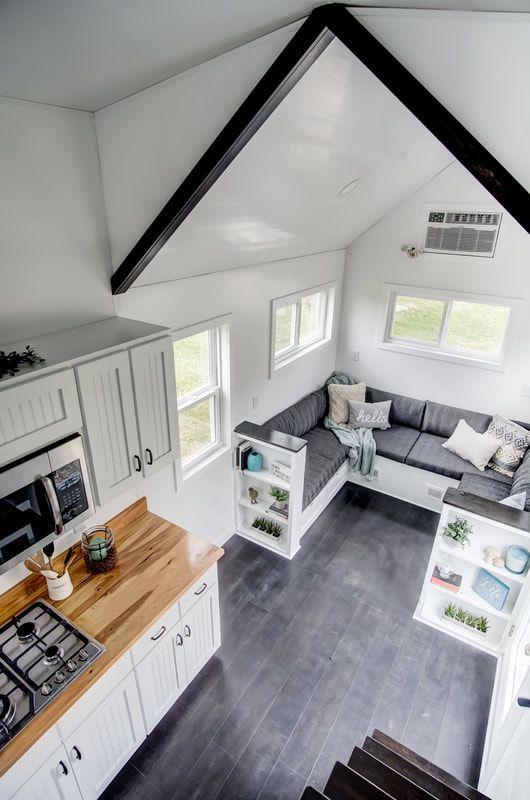 Domino From Modern Tiny Living Tiny House Interior Tiny House