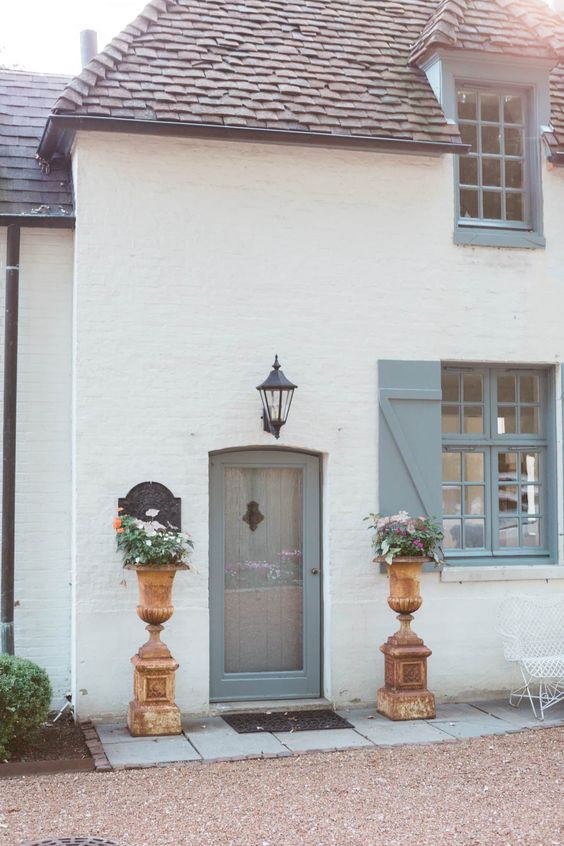 A French Country Style Gardeners Cottage, Reimagined: gallery image 31