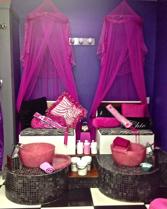 Get Pampered At The Kid's Spa Corner In Lexington And