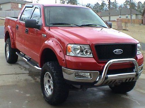 Ford F150 Bushwacker Pocket Style Fender Flare Kit 20042008 To View Further For This Item Visit The Image Link This Is Fender Flares Ford F150 Ford Trucks