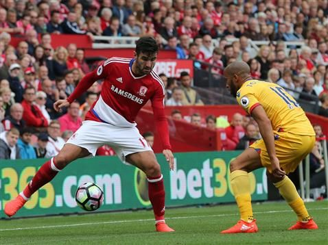 Antonio Barragan Makes Team Of The Week For Stats Website
