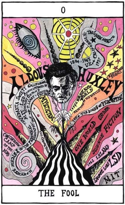 Image result for psychedelic huxley paintings