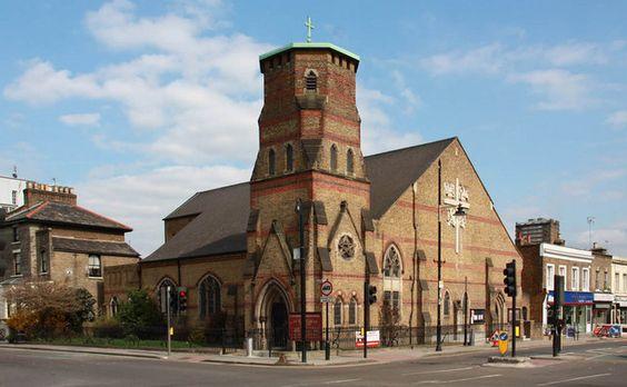 St Barnabus Church, Roman Road