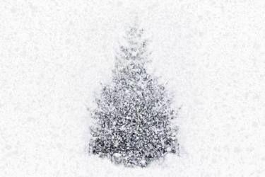"Saatchi Art Artist Andrew Bret Wallis; Painting, ""SnowBound (Ltd Edition of only 20 Fine Art Giclee Prints from original artwork)"" #art"