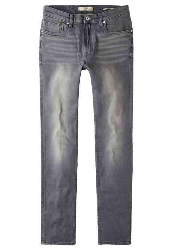 Mango JAN Jeans Slim Fit denim grey Bekleidung bei Zalando.de | Material Oberstoff: 98% Baumwolle, 2% Elasthan | Bekleidung jetzt versandkostenfrei bei Zalando.de bestellen!
