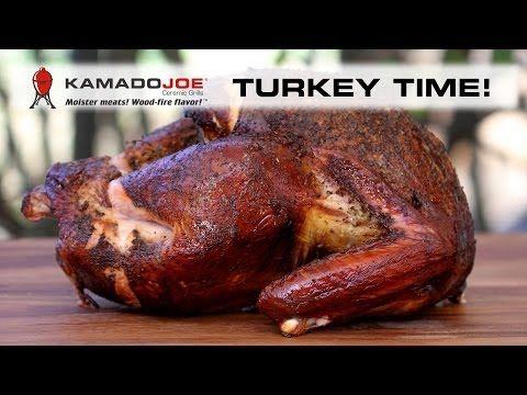 recipe: kamado smoked turkey [39]