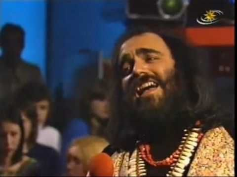 Demis Roussos Lovers Dance Youtube Dance Live Tv Lovers