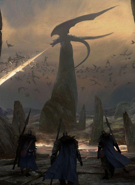 Epic Fantasy Landscapes - Imgur