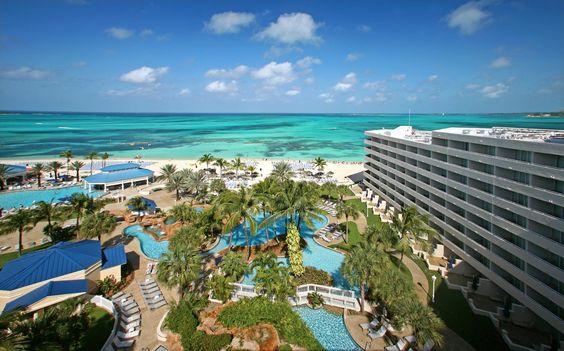 Sheraton Nassau Beach Resort & Casino