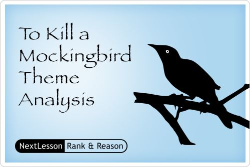 creative writing assignments for to kill a mockingbird