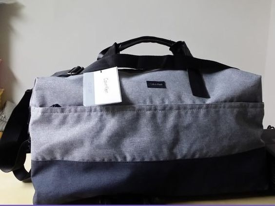☆Juicy☆百貨專櫃香水 滿額 禮贈品 卡文克萊 Calvin Klein ck 大容量 旅行袋 側背包 托特包 3283 - Yahoo! 奇摩拍賣