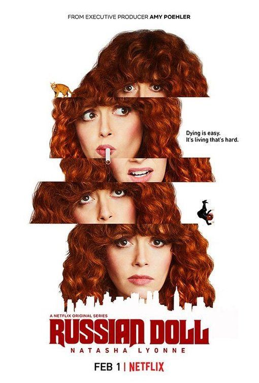 Russian Doll Movie Poster Russian Doll In 2019 Dolls