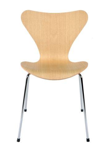 chaise serie 7 - location chaise design - arne jacobsen - vachon ... - Chaise Serie 7