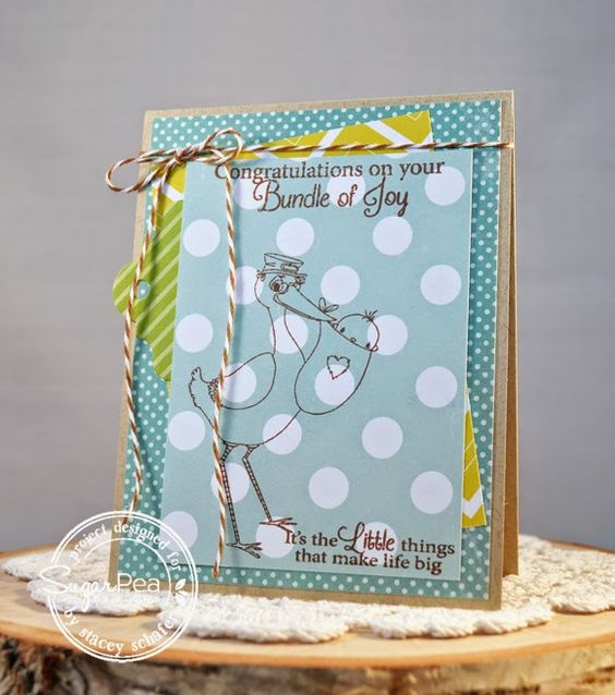 Stacey's Stamping Stage: SugarPea Designs - Bundle of Joy