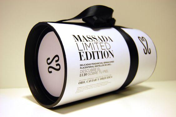 packaging massada