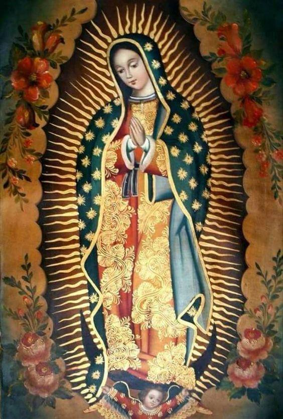 Virgen de Guadalupe oración para casos difíciles y urgentes