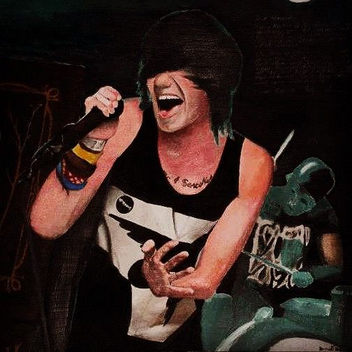 Painting of Kellin Quinn for the band Sleeping With Sirens I did a while back for a friend. Checkout this and other of my art pieces on my artwork website at dv-artwork-graphic-design.myshopify.com #kellinquinn #sleepingwithsirens #painting #anthemmade #art #music #quinn #kellin #creative #creativity #emo #rock #heavymetal #scream #screamo #sing #singer #songwriter #vocals #vocalist #screamer #rocker #dvartworkandgraphicdesign