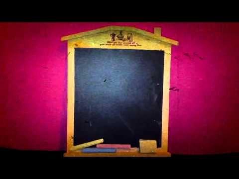 Candlelight Chalkboard