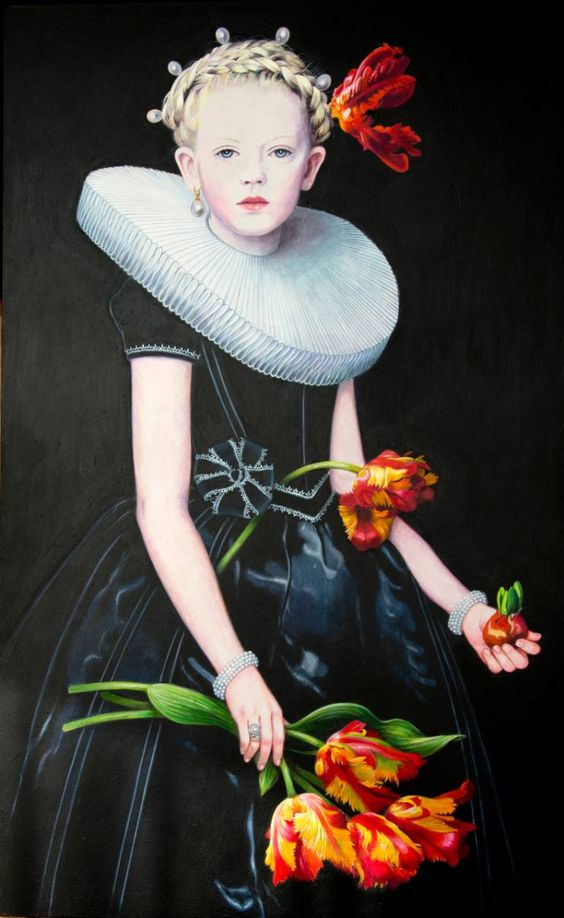 Titti Garelli,1948 | Pop Surrealism /Gothic style painter | Tutt'Art@ | Pittura * Scultura * Poesia * Musica |: