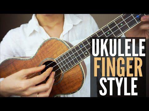 3 Fingerstyle Ukulele Tutorial Intermediate Lesson 7 Youtube Ukulele Tutorial Ukulele Lesson Ukulele Music