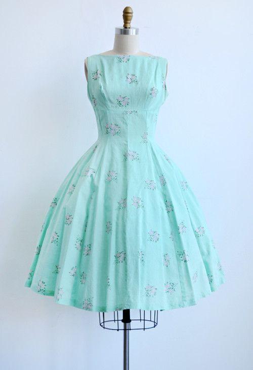 1950s Vintage Dresses Jovani