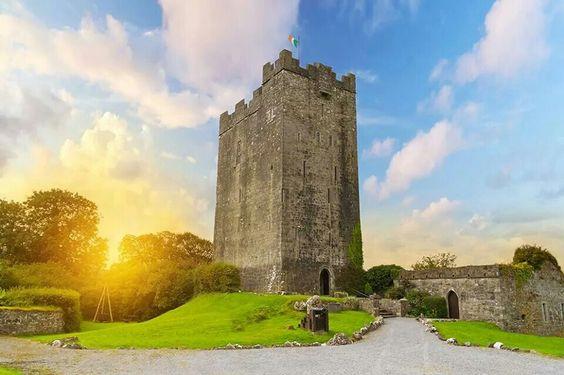 Dysert O'Dea Castle, County Clare