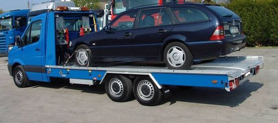 Towing Services Dublin