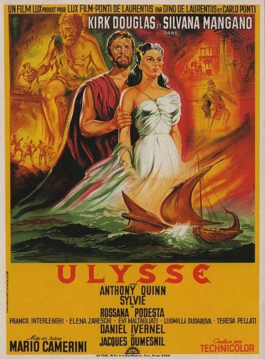Ulises (1954) DVD | clasicofilm / cine online