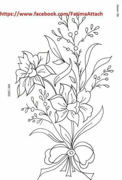 Moldes Para Bordar Con Liston Embroidery Flowers Pattern Embroidery Art Embroidery Flowers