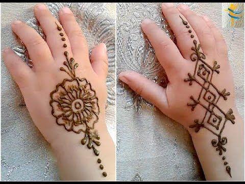 مرحبا بكم في قناة عالم النقش بالحناء قناة كل امرأة متميزة و تبحث عن التميز قناة Mehndi Designs For Fingers Henna Tattoo Designs Simple Mehndi Designs For Hands