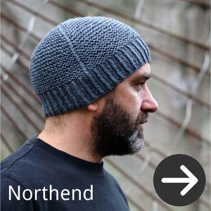 free Northend Hat knitting pattern among others