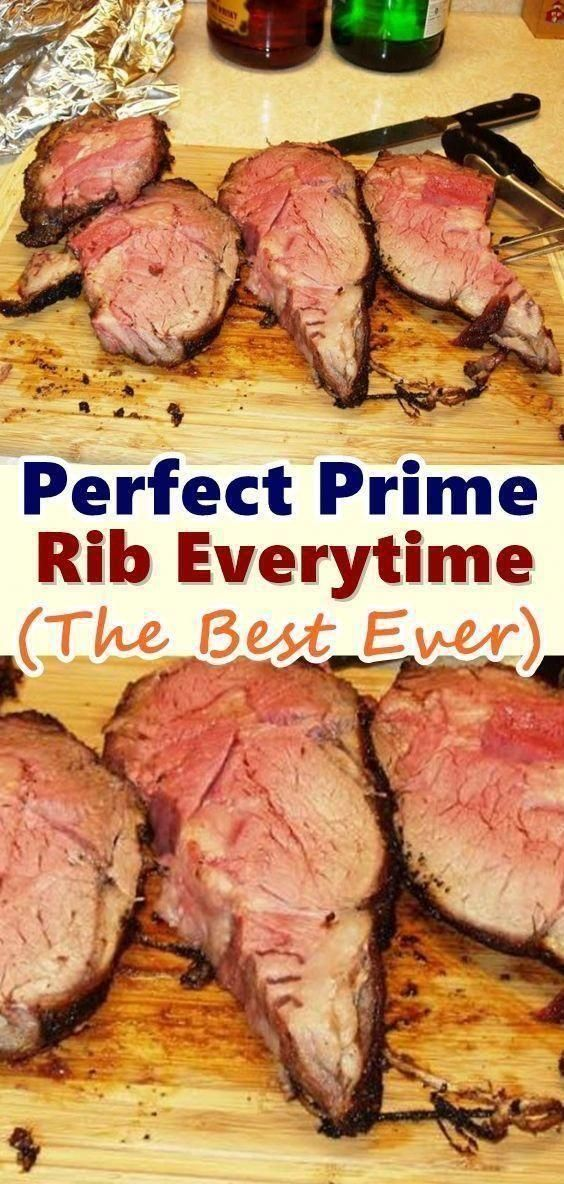 I Promise You This Comes Out Perfect Make Sure No One Opens The Oven Door I Al My Pins Cooking Prime Rib Roast Cooking Prime Rib Prime Rib Roast Recipe