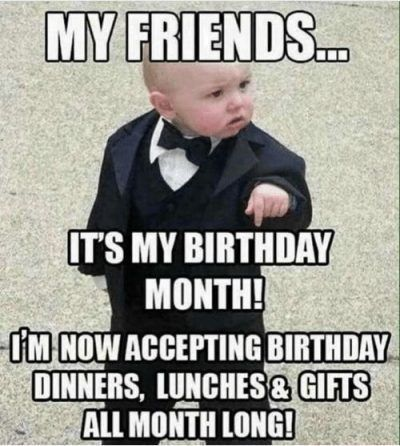 50 Happy Birthday Coffee Memes And Funny Images Happy Birthday Coffee Its My Birthday Month Funny Birthday Meme