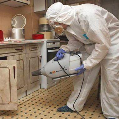 Московская городская санитарно-эпидемиологическая служба по уничтожению тараканов, клопов и блох c гарантией
