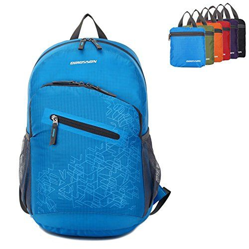 5ada94d54a10 ORICSSON 20L 33L Womens Waterproof Backpack Travel Daypack. DURABLE ORICSSON  Backpack is made