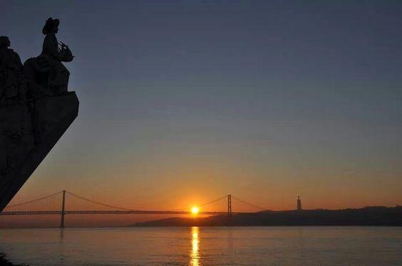 Sunrise #Lisboa