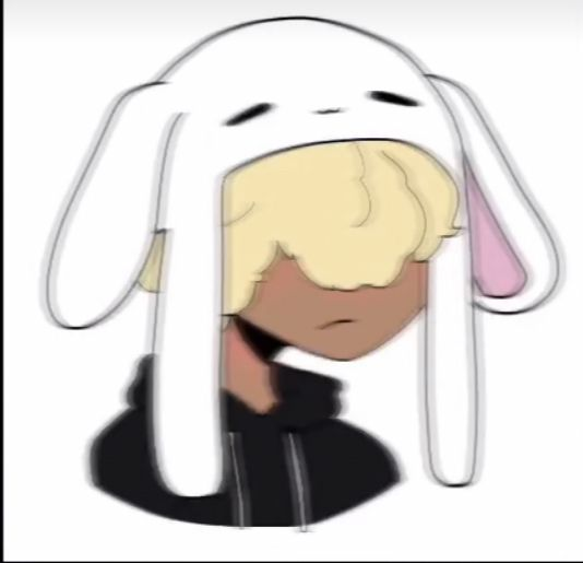 Bunny Hat Pfp In 2021 Cute Icons Cute Profile Pictures Cute Anime Pics