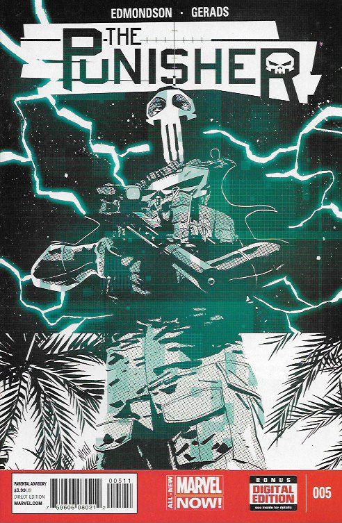 Blackout -Written By Nathan Edmondson , Artist Mitch Gerads , Cover Artist Mitch…