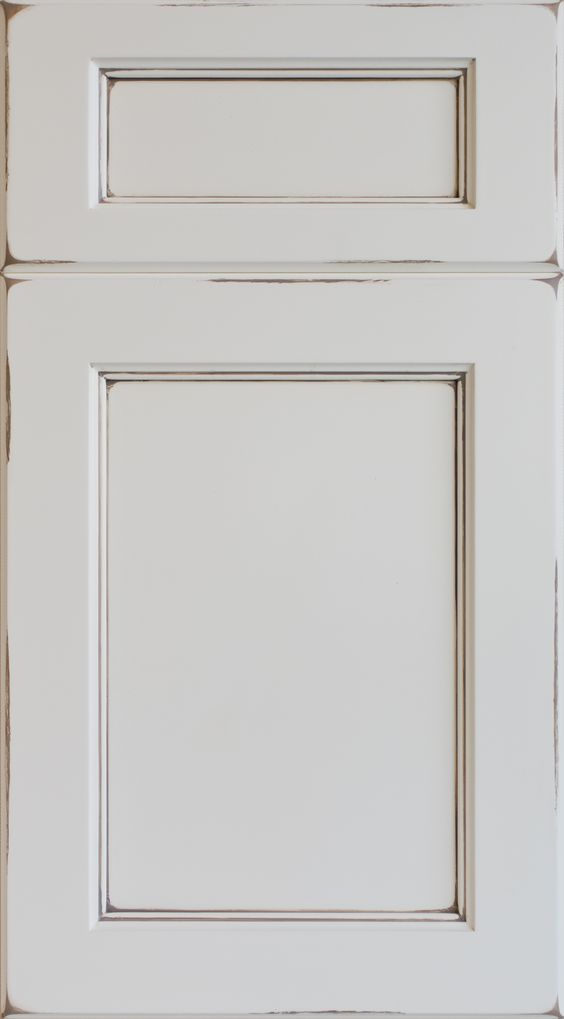 Homestead door painted with Cloud White with distressing and a shadow glaze in Beach.  sc 1 st  Pinterest & Homestead door painted with Cloud White with distressing and a ...