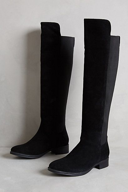 seychelles abroad boots (similar to the Stuart Weitzman 50/50 boot - but WAY cheaper!) - 25% off today!!!! #anthrofave
