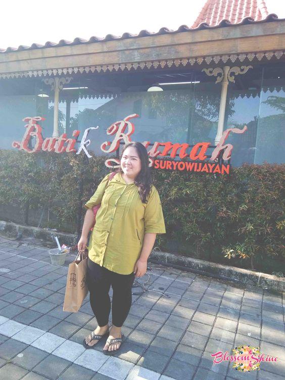 Rumah Batik Suryowijayan