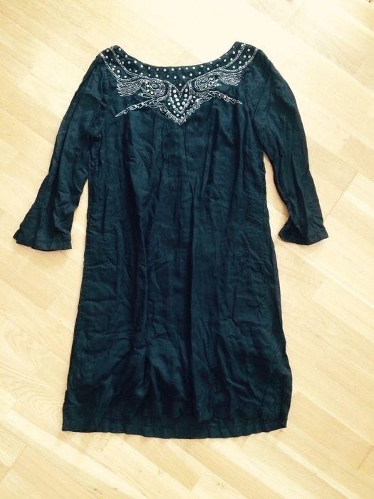 Mein Mango Tunika Kleid Nieten Gr. S von Mango! Größe 36 / S für 25,00 €. Sieh´s dir an: http://www.kleiderkreisel.de/damenmode/kurze-kleider/136411095-mango-tunika-kleid-nieten-gr-s.