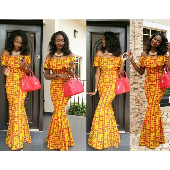 Glow In These Latest, Gorgeous Ankara Fashion and Styles - Wedding Digest NaijaWedding Digest Naija: