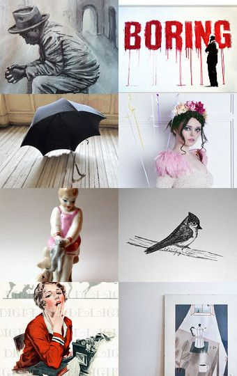 Girl by xuan qi on Etsy--Pinned with TreasuryPin.com