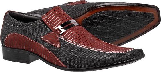 sapatos masculinos social - Pesquisa Google
