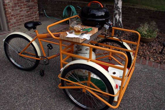front cart bicycle - Bing Images