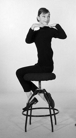 Audrey Hepburn - funny-face Photo: