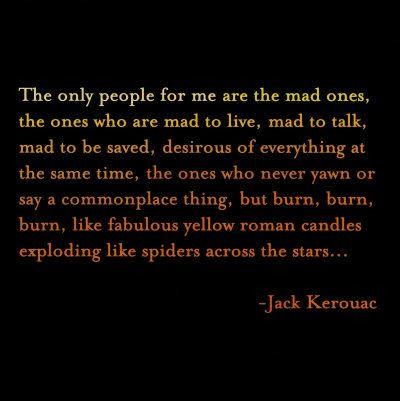 citazioni jack kerouac - Cerca con Google