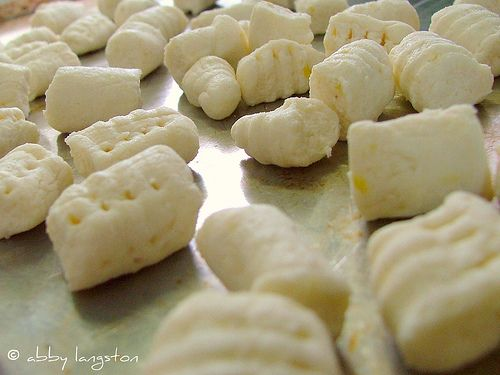 Simple Ricotta Gnocchi- So Good!!! | Pin-tasty: stuff I've made ...
